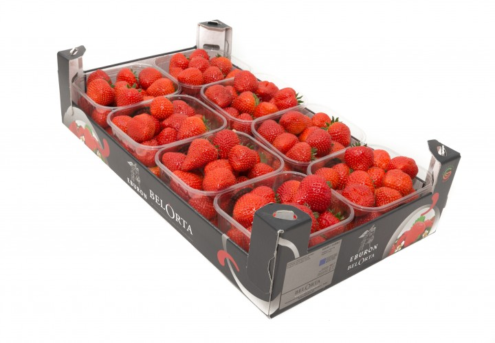 Strawberries Elsanta