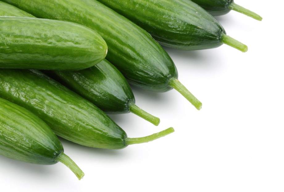 The rise of the cucumber